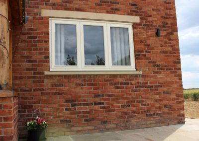Accoya High Performance Stormproof Window