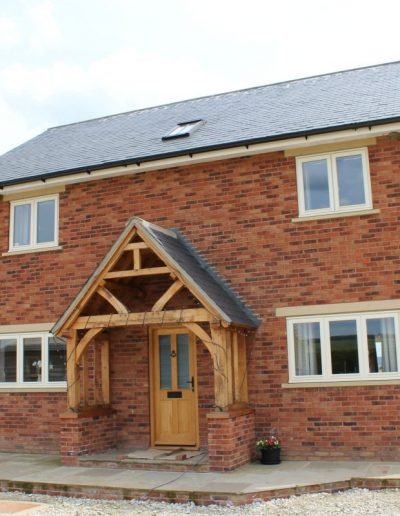Accoya High Performance Stormproof Windows