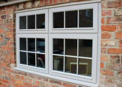 High performance stormproof casement windows