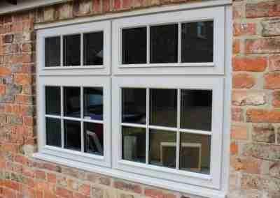 High performance stormproof casement windows