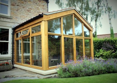 Oak Sunroom