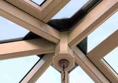 Roof lantern detail