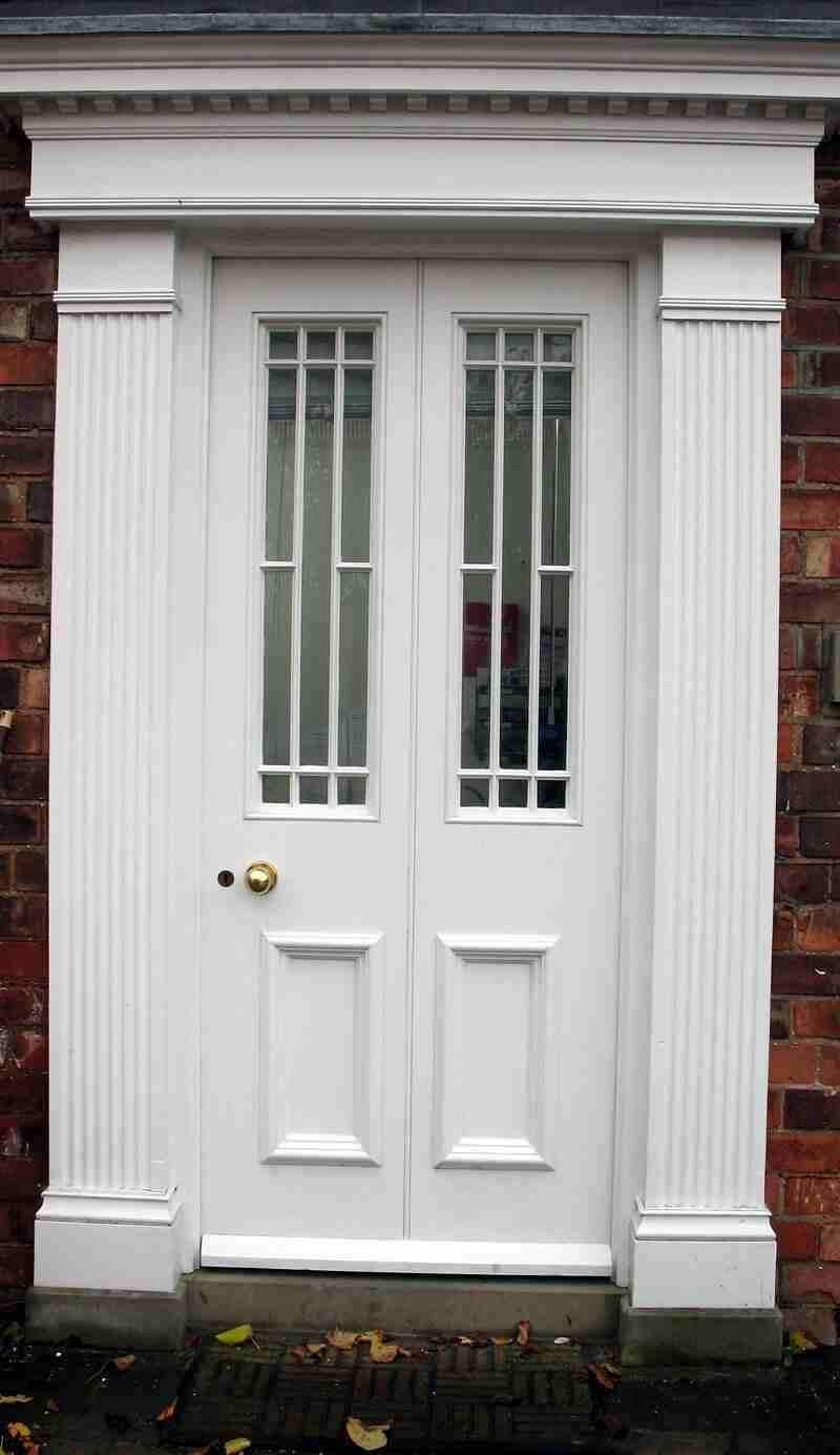 Special door and surround & Doors - Bespoke Wood Doors - S. Taylor \u0026 Son Ltd