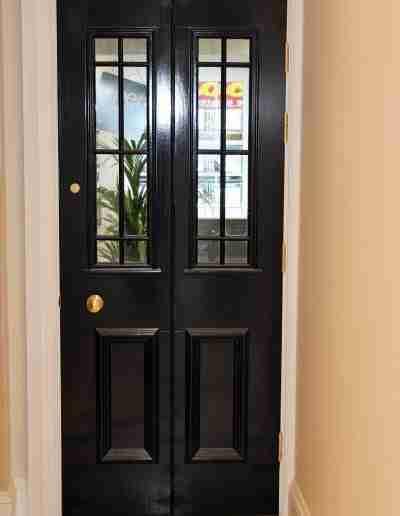Internal Wooden Office Door