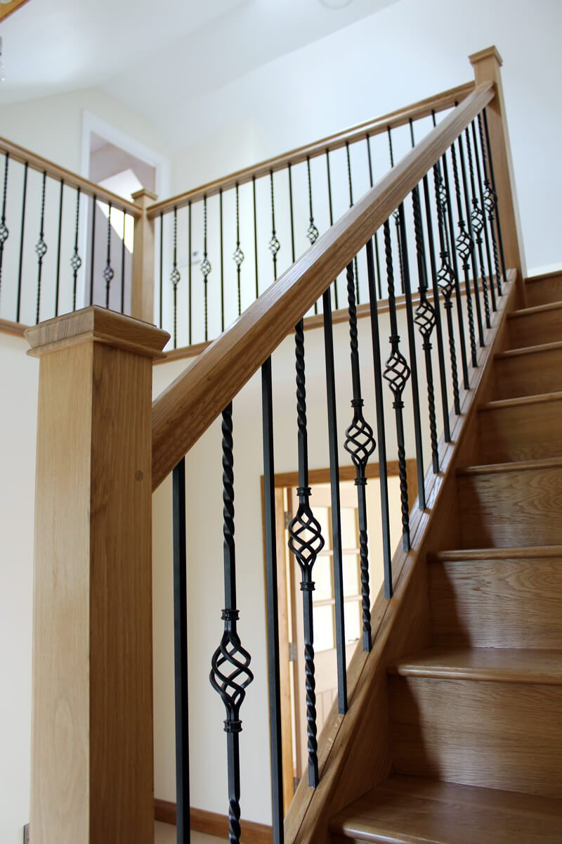 Quality Wood Staircases - S. Taylor & Son Ltd Joinery ...