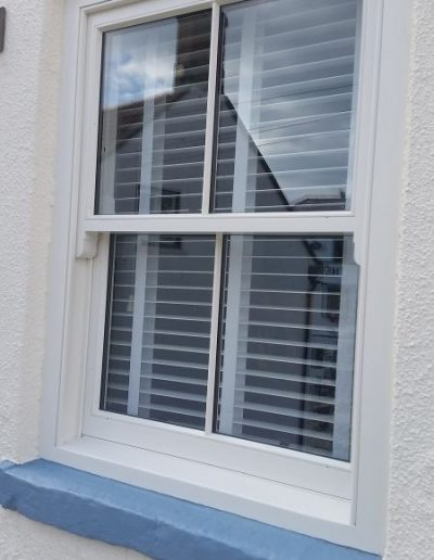 Accoya box sash windows